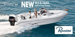 26ft RANIERI SHADOW 26 SUNDECK Powered by MERCURY